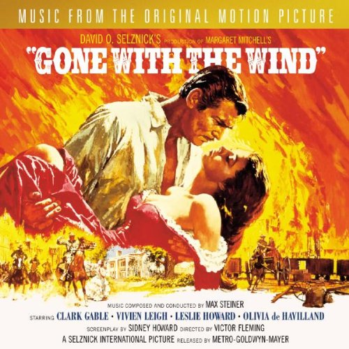 max steiner gone with the wind original motion picture soundtrack