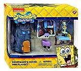 Spongebob Squarepants Squidward's House Mini Playset