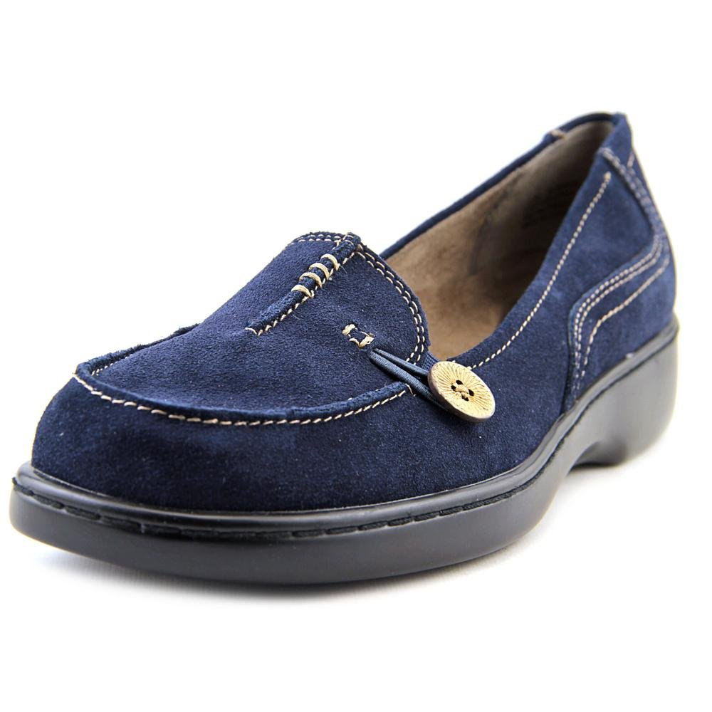 Array Womens Superior Leather Closed Toe Loafers