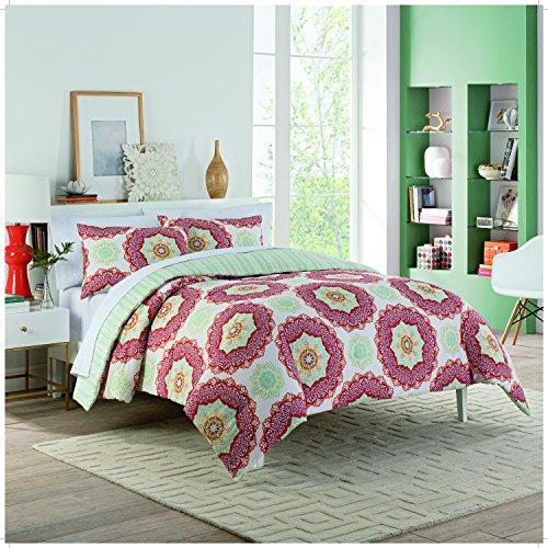 Vue Belle Comforter Set, Queen, Fiesta