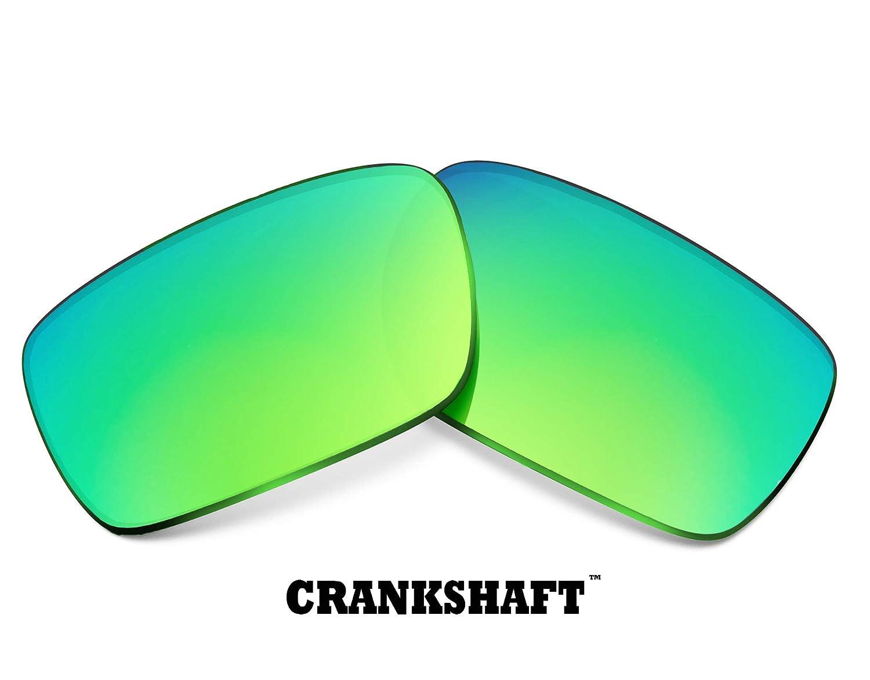 Lentes de repuesto compatibles con OAKLEY Crankshaft Polarizado ...