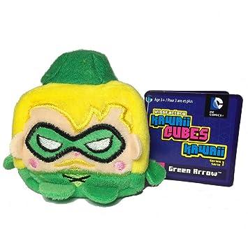 Wish Factory Kawaii Cube DC Comics: Green Arrow Plush, Small ...