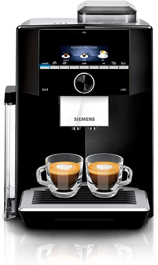 Siemens TI923509DE Cafetera automática, 1500 W, 2.3 litros ...