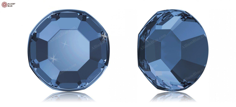 Promoción por tiempo limitado Cristales de Swarovski 1152529 Piedras Strass Hotfix 2000 SS 3 Montana A HF, 1440 Piezas