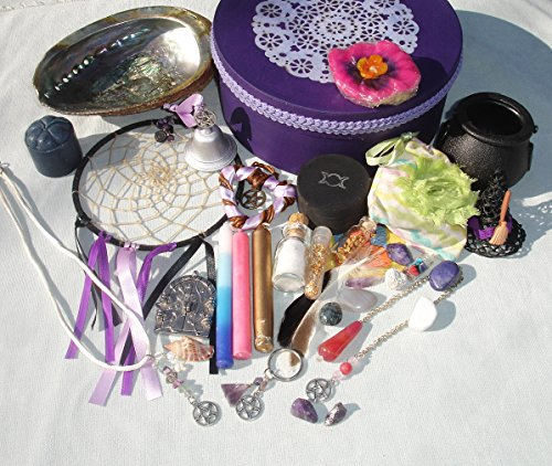 wiccan herb starter kit - 7