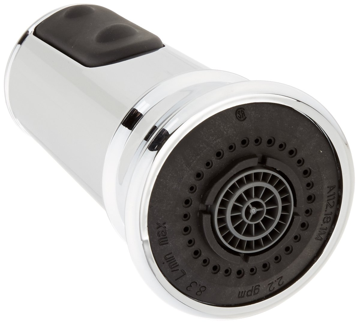 Moen 134742 Handle Kit, Chrome - Faucet Parts And Attachments ...