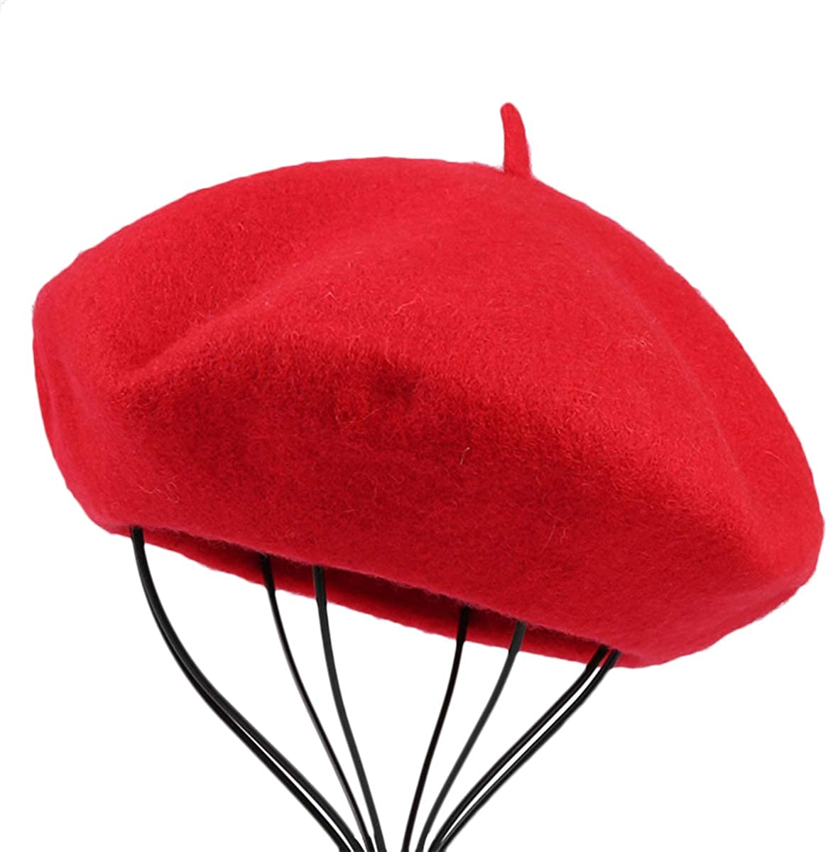 French Wool Berets Hat...
