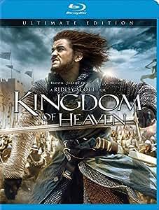 kingdom of heaven ultimate edition bluray amazonca