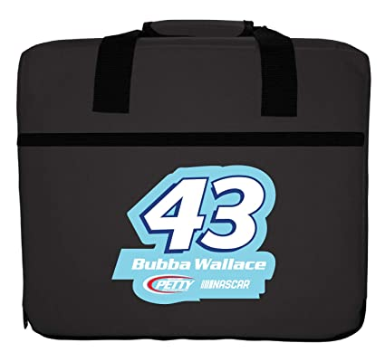 Amazon.com: R and R Imports, Inc Bubba Wallace #43 - Cojín ...