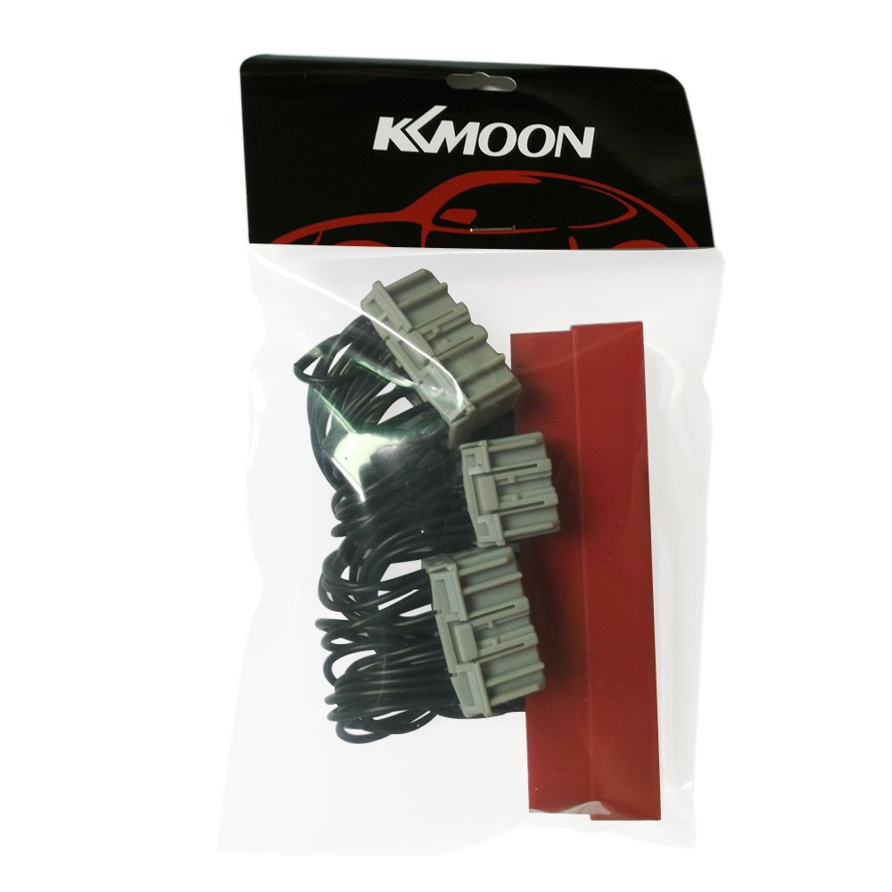 KKmoon OBD2B to OBD1 Replace ECU Jumper Conversion Harness Adapter for Honda Acura