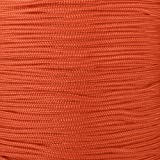 Tactical Cord 425 LB Tensile Strength 3 Strand Core Paracord Spools - 250 Foot and 1000 Foot Size Options (Solar Orange, 250 Feet)