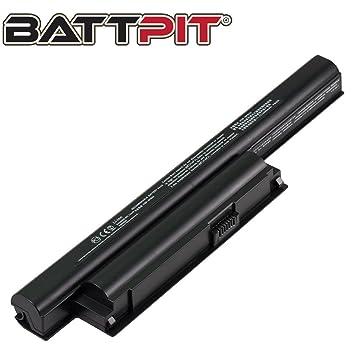 Battpit Recambio de Bateria para Ordenador Portátil Sony VAIO VPC-EA3S1E/L (4400mah): Amazon.es: Electrónica