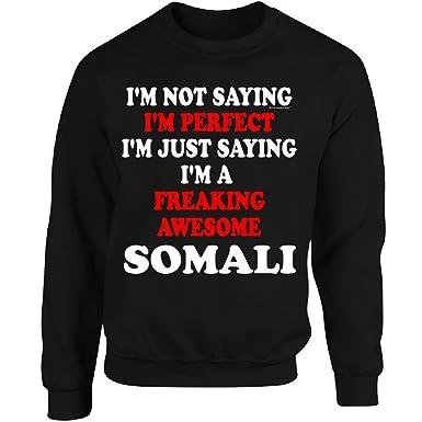 Somali Adult