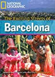 Footprint Reading Library W/CD: Barcelona Street Life 2600 (AME), Waring, Rob, 1424046009