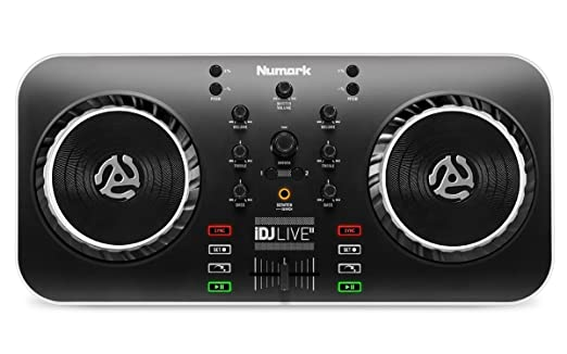 9 opinioni per Numark iDJ Live II Consolle DJ Portatile per Mixare su Mac, PC, iPad e iPhone