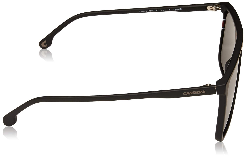 9c9bb8f2b52 Amazon.com  Carrera Men s Carrera 172 S Black One Size  Clothing