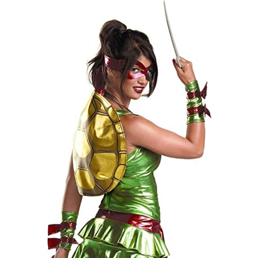 Amazon.com: Disguise Womens TMNT - Sexy Raphael Deluxe ...
