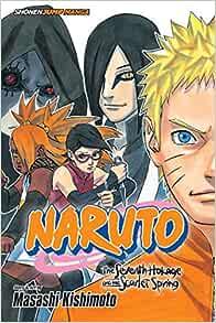 Amazon.com: Naruto: The Seventh Hokage and the Scarlet ...