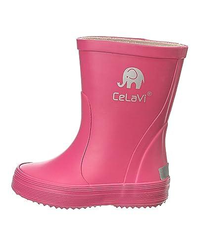 cheap for discount e2e27 6f86e CELAVI Gummistiefel, Kinder, EUR 19, pink: Amazon.de: Schuhe ...