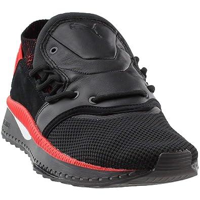 release date: 6ab74 86175 PUMA Mens Tsugi Shinsei Cubism Athletic   Sneakers Black