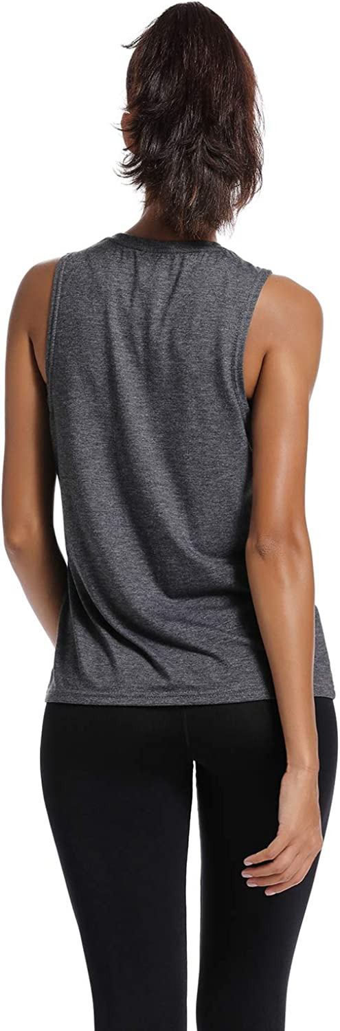 FANNOO Workout Tank Tops for Women-If Only Womens Funny Saying Fitness Gym Racerback Sleeveless Shirts