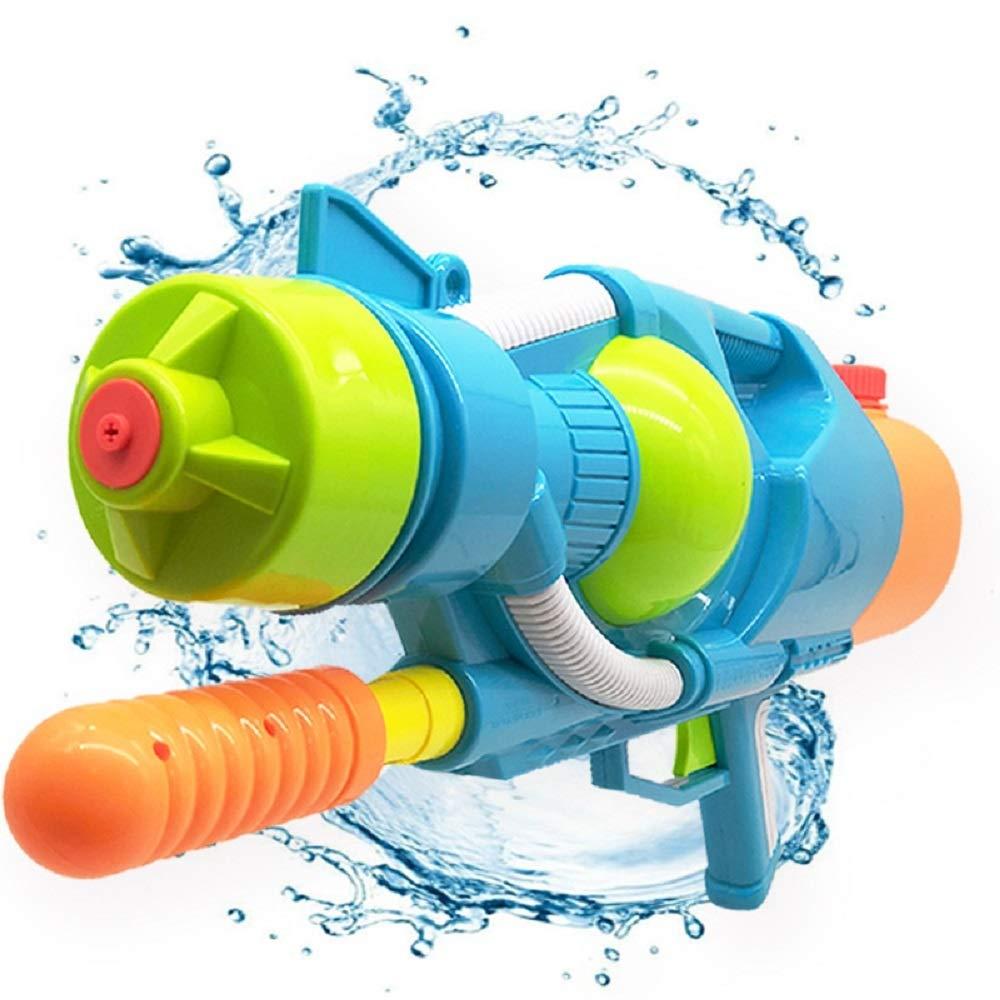 Blau L DFB Große Spielzeug Hochdruckwasserpistole Sprinkler Festival Spielzeug Drifting Erwachsene Wasser Spielen Spielzeug Hochdruckwasserpistole ( Farbe   Blau , Größe   L )