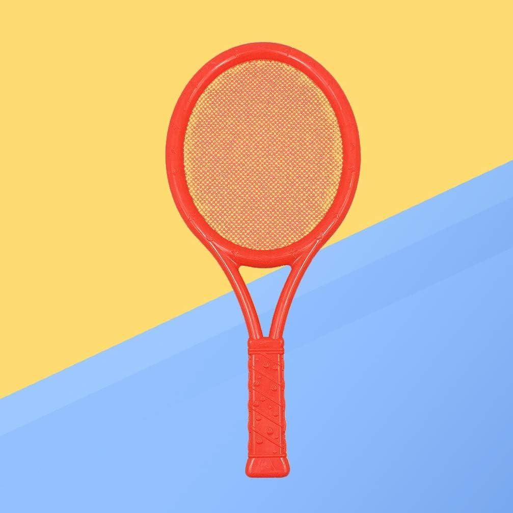 Tennis Adapted to Learn Children Use Plastic Badminton Raquette Sports Waterproof LIOOBO Multi