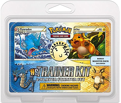 Pokemon Trading Card Game: HeartGold SoulSilver Trainer Kit