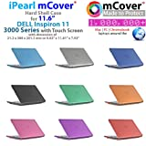 """mCover iPearl Hard Shell Case for 11.6"""" Dell"""