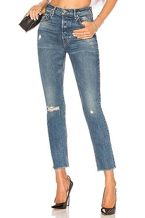 c60393aaa4 GRLFRND - Women s Karolina High-Rise Skinny Jean - Sixpence at ...