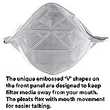 3M N95 Respirator, VFlex Particulate Respirator