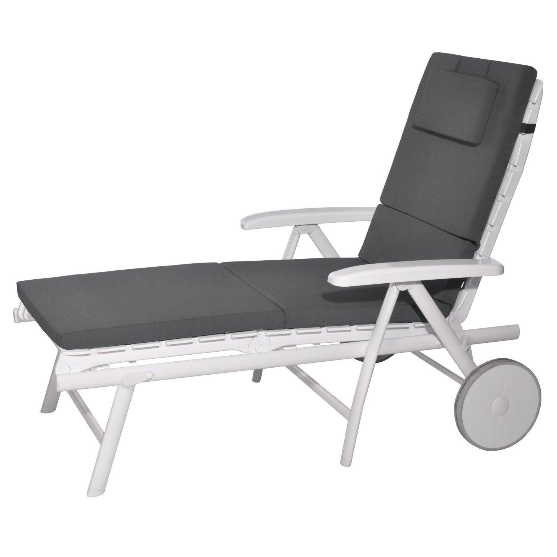 luxe matelas pour chaise longue id es de bain de soleil. Black Bedroom Furniture Sets. Home Design Ideas