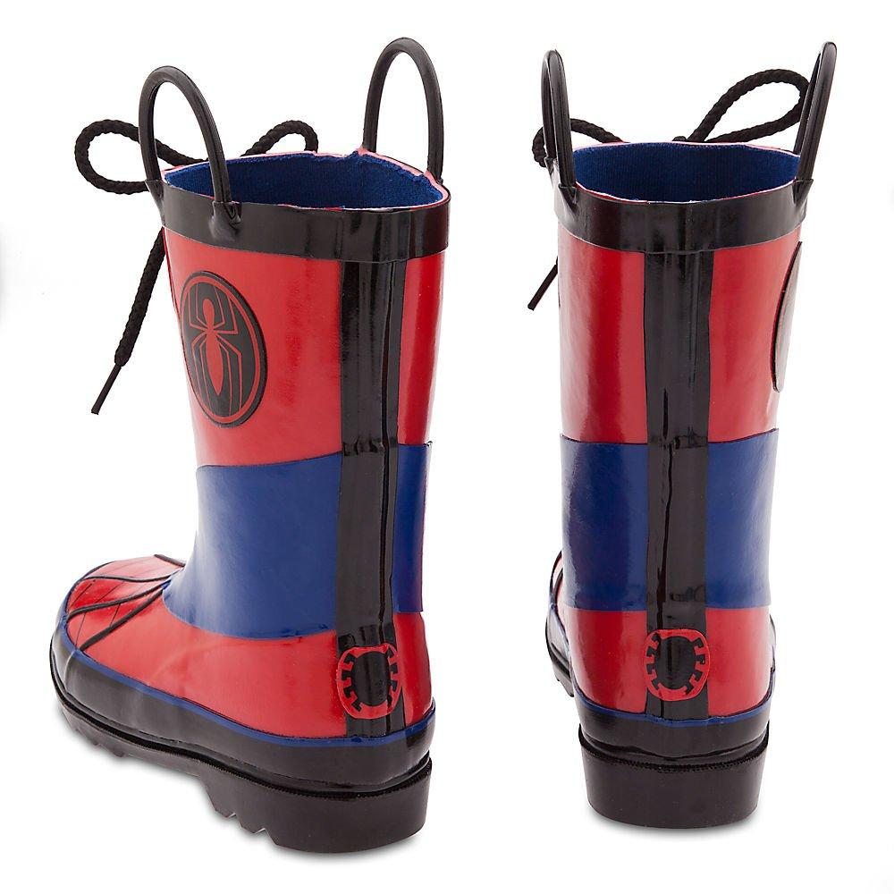 Kids Marvel Spider-Man Rain Boots