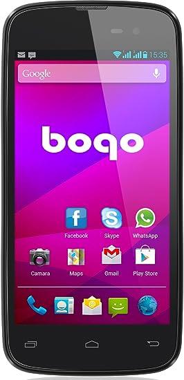 Bogo Lifestyle 4,5 IPS QC - Smartphone Libre de 4,5