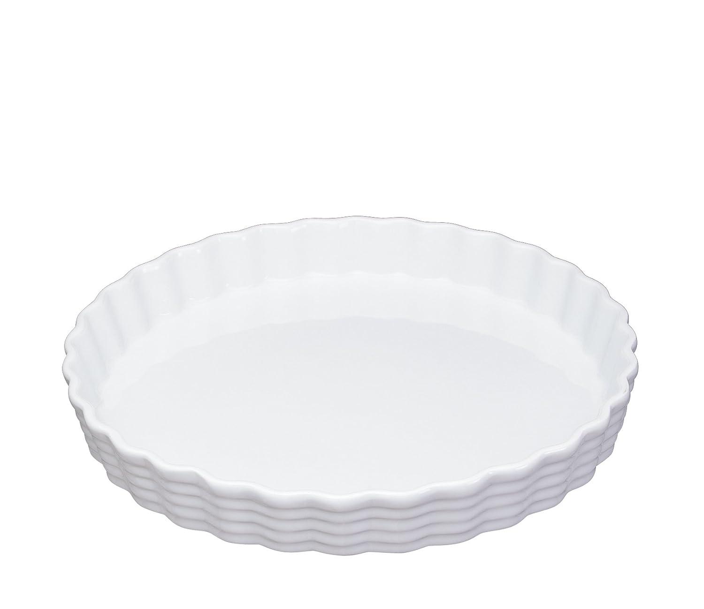 Küchenprofi 750418230 - Molde Redondo de Porcelana para Tartas, 30 ...
