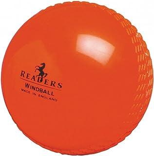 Readers Balle de Cricket-vent-Orange - 154 g (5,5 oz)