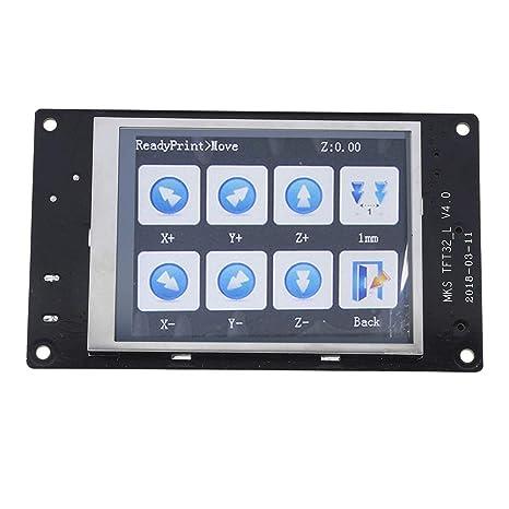 Kafuty Accesorios para Impresoras 3D 3.2 Pulgadas Pantalla Táctil ...