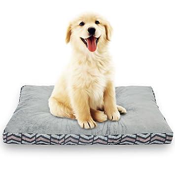 E-starain Cama para Perro/Gato,Perrera 110 x 80 x 10 cm