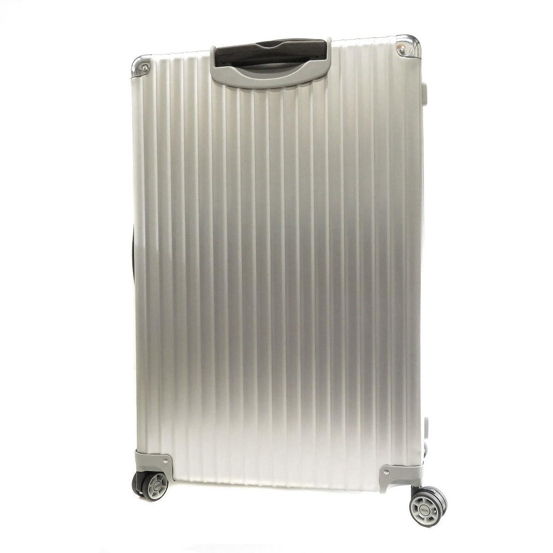[リモワ]スーツケース キャリーバッグ アルミニウム ユニセックス (中古) B07DGR5VXG
