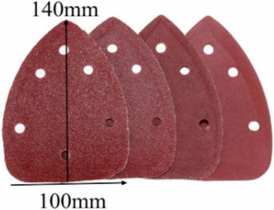 120 240-40 Blatt 80 Schleifscheiben K/örnung 14/cm gemischt 40 Fenical Schleifpapier