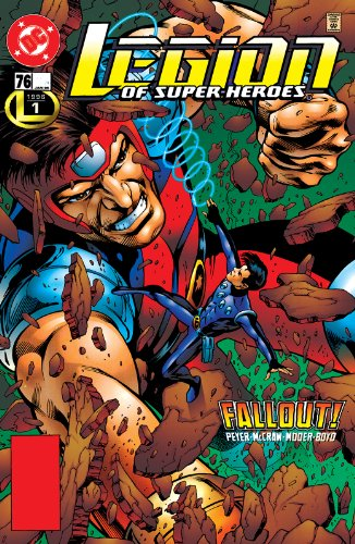 Legion of Super-Heroes (1989-2000) #76