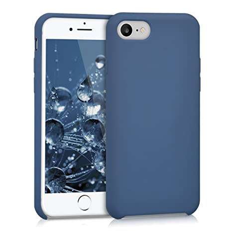kwmobile cover per apple iphone 7/8 custodia in silicone
