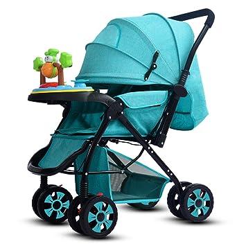 Ydq Silla De Paseo Cochecito para Bebé Carrito Baby Jogger Carriage ...