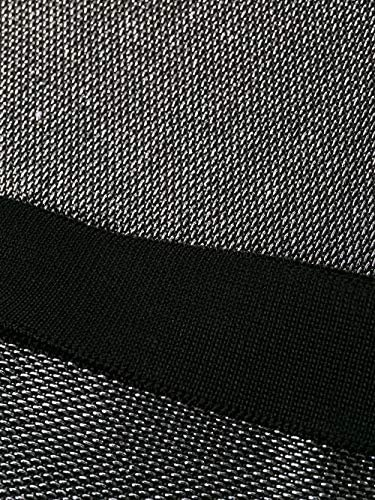 Balmain Luxury Fashion Donna SF00503K529YAG Argento Fibre Metalliche T-Shirt | Stagione Outlet