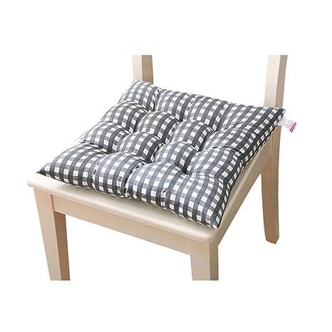 Amazon.com: Sothread - Cojín para sillas de oficina, de ...