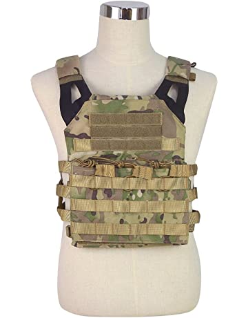 Workplace Safety Supplies Tan Yet Not Vulgar Aa Shield Molle Hunting Plates Carrier Lightweight Military Tactical Vest Jpc Style