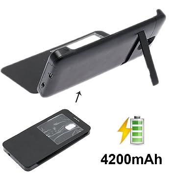 E-Partner - Carcasa con batería para Samsung Galaxy Note 3 ...