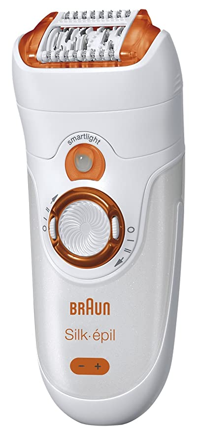 Braun SE 7181 WD Silk Epil 7 Wet   Dry Epilator d059791c2f