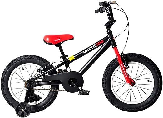 GAIQIN Durable Bicicleta para niños Bicicleta 2-4-6 años Niño y ...