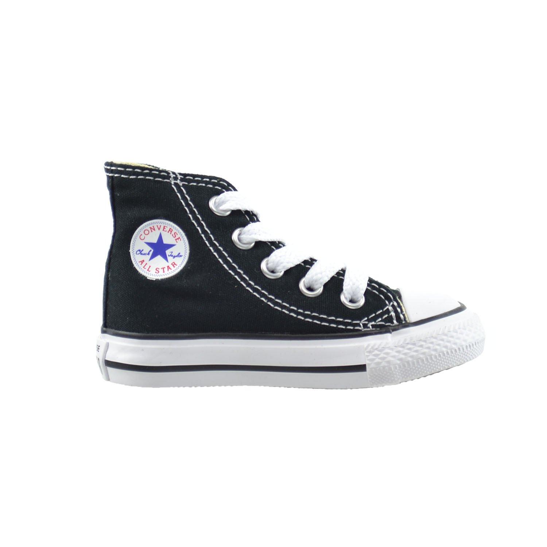 schwarz Weiß Converse Unisex-Erwachsene Chuck Taylor All Star-Hi Turnschuhe